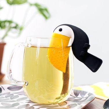 Zaparzaczka do Herbaty – Tukan prezent dla niej