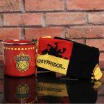 Harry Potter Zestaw Gryfona – Kubek ze Skarpetkami prezent dla chłopaka