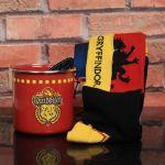 Harry Potter Zestaw Gryfona – Kubek ze Skarpetkami prezent dla dziewczyny