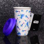 Ceramiczny Kubek Podróżnika - Stormtrooper Pastelowy prezent dla męża