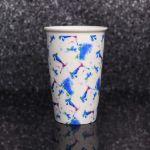Ceramiczny Kubek Podróżnika - Stormtrooper Pastelowy prezent dla niego