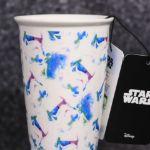 Ceramiczny Kubek Podróżnika - Stormtrooper Pastelowy prezent dla niej