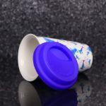 Ceramiczny Kubek Podróżnika - Stormtrooper Pastelowy prezent na święta dla chłopaka