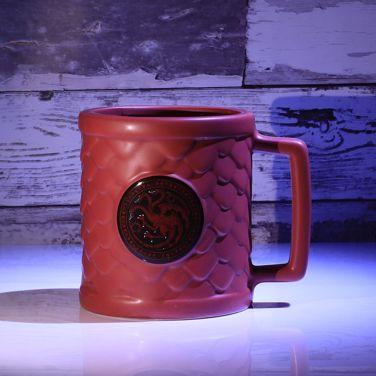 Smoczy Kubek 3D – Targaryen prezent dla chłopaka