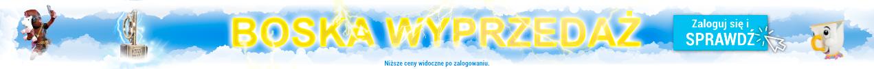 Boska wyprzedaż w GodsToys.pl