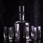Vinbouquet – Zestaw do Whisky – Karafka i Szklanki prezent dla szefowej