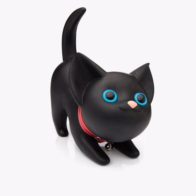 Skarbonka Czarny Kot prezent dla dziewczynki