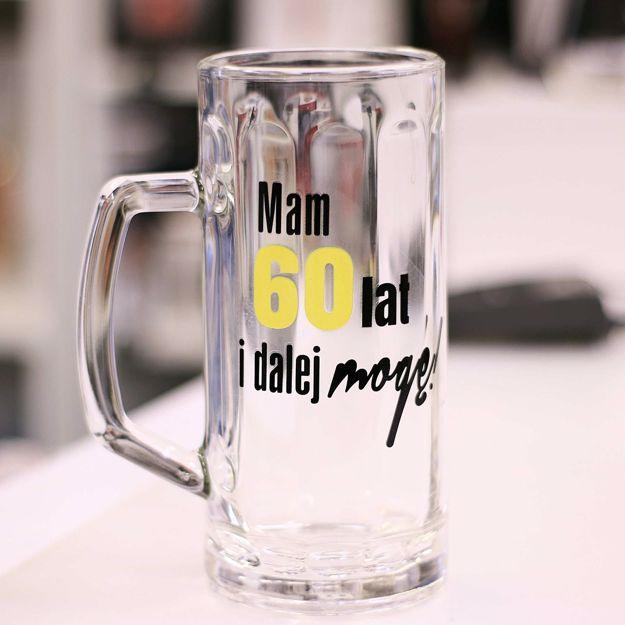Męski Reset – Kufel – Mam 60 lat i Nadal Mogę prezent na urodziny