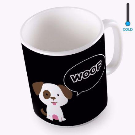 Zaskakujący Kubeczek – Piesek Woof  prezent dla niej warszawa