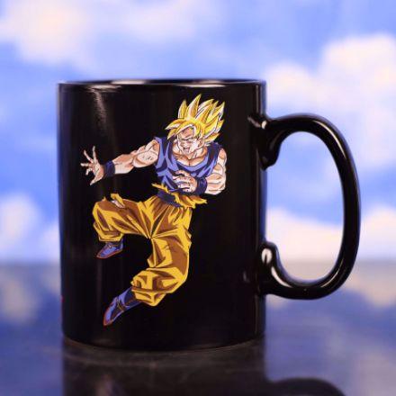 Dragon Ball - Kubek Goku vs. Buu gadżety manga anime