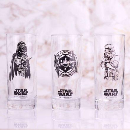 Star Wars – Zestaw Szklanek  prezent dla chłopaka