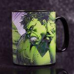 Magiczny Kubek 460 ml– Hulk Miażdżyć prezent dla niego  warszawa