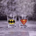 DC Comics - Kieliszki Super Bohaterów prezent dla niego