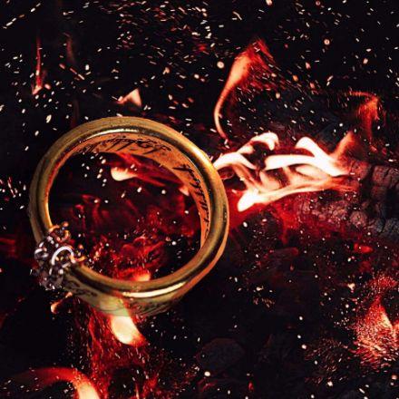 Władca Pierścieni - Brelok Pierścień gadżety filmowe