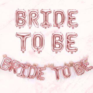 Balony Foliowe Bride To Be wieczór panieński warszawa