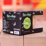Rick & Morty – Kubek 3D gadżety Rick & Morty sklep