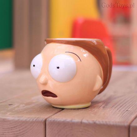 Rick & Morty – Kubek 3D prezent dla chłopaka