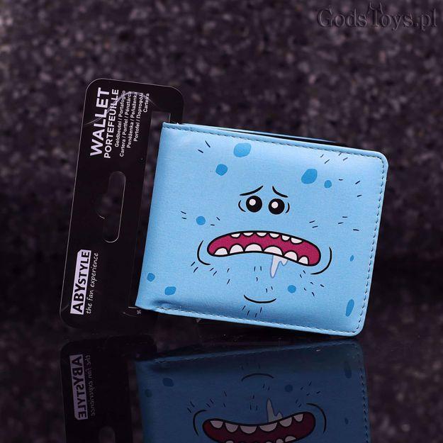 Rick & Morty – Portfel Pan Miszuk prezent dla chłopaka