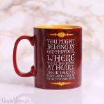 Harry Potter – Kubek Gryfona prezent dla chłopaka warszawa sklep