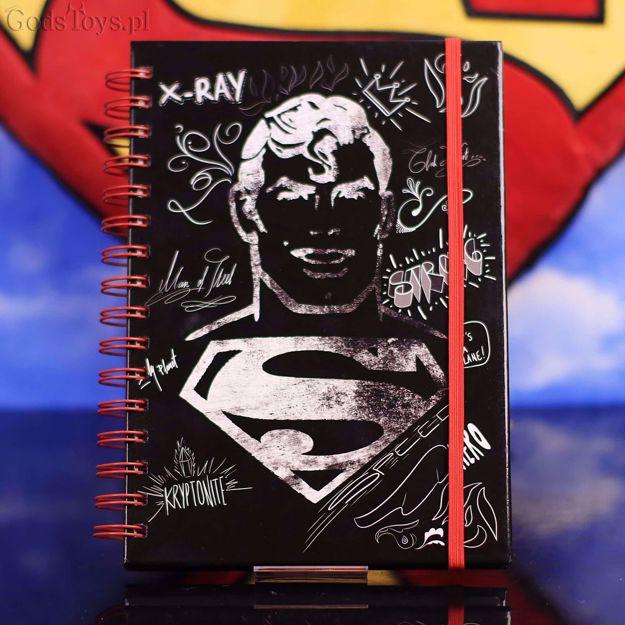 Notes Supermana  prezent dla chłopaka