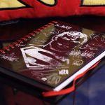 Notes Supermana  prezent dla super męża