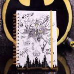 Notes Batmana  prezent dla chłopaka