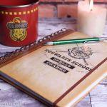 Harry Potter – Notes Hogwartu na Czary i Uroki prezent dla dziewczyny