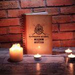 Harry Potter – Notes Hogwartu na Czary i Uroki prezent dla chłopaka