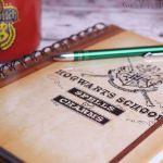 Harry Potter – Notes Hogwartu na Czary i Uroki prezent dla niej warszawa