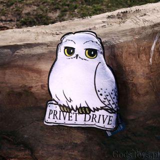 Harry Potter – Poduszka Hedwiga prezent dla dziewczyny