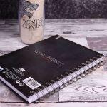 Gra o Tron – Notes Starków prezent dla fana gry o tron warszawa