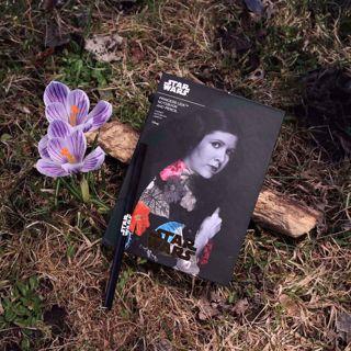 Star Wars – Notes Księżniczki Lei prezent dla niej