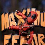 Figurka Deadpool śmieszny prezent dla fana deeadpoola cwarszawa