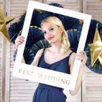 Fotobudka – Zestaw Ślubny - Best Wedding akcesoria na ślub i panieński warszawa