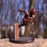 Figurka Daredevil prezent dla brata