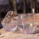 Kolorowe Diamentowe Szklanki do Whisky prezent dla szefowej warszawa