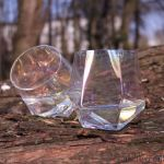 Kolorowe Diamentowe Szklanki do Whisky prezent dla szefa