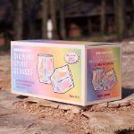 Kolorowe Diamentowe Szklanki do Whisky prezent na urodziny warszawa