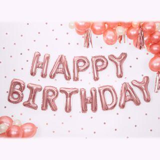 Balony Foliowe Happy Birthday akcesoria na urodziny warszawa