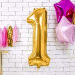 Balony Foliowe Cyfry na urodziny sklep stacjonarny warszawa
