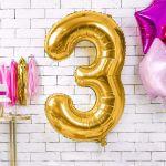 Balony Foliowe Cyfry ozdoby na urodziny sklep warszawa