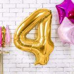 Balony Foliowe Cyfry prezent na urodziny warszawa