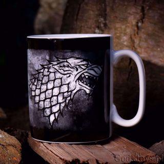 Gra o Tron – Wielki Kubek Starka gadżety  HBO gra o tron
