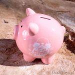 Skarbonka Świnka – Zapłać Karę za Spóźnianie się do Pracy prezent warszawa