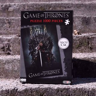 Gra o Tron – Puzzle prezent dla brata