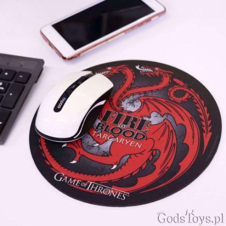 Gra o Tron – Podkładka pod Mysz Targaryen prezent dla chłopaka
