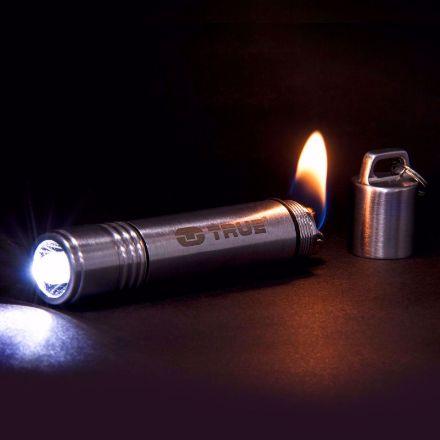 True Utility – FireLite - Zapalniczka z Latarką prezent dla brata