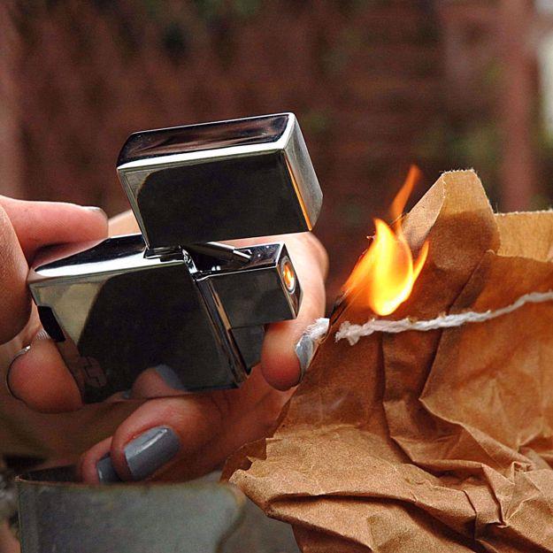 True Utility – TurboJet – Zapalniczka Sztormowa prezent dla męża na urodziny