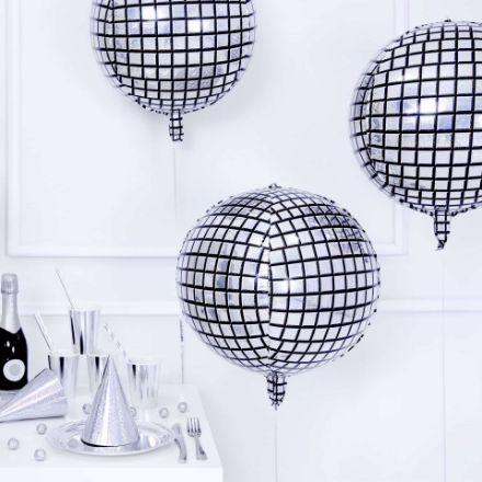 Balon Foliowy – Kula Dyskotekowa dekoracje urodzinowe sklep