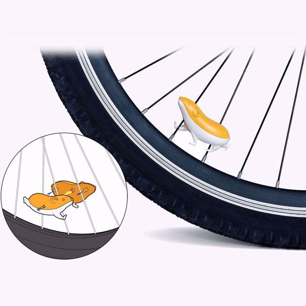 Speedy – Chomik do Roweru śmieszny prezent dla chłopaka